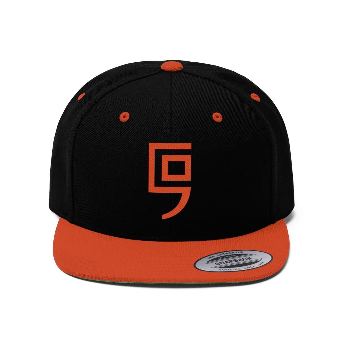 50 Foot Logo Flat Cap