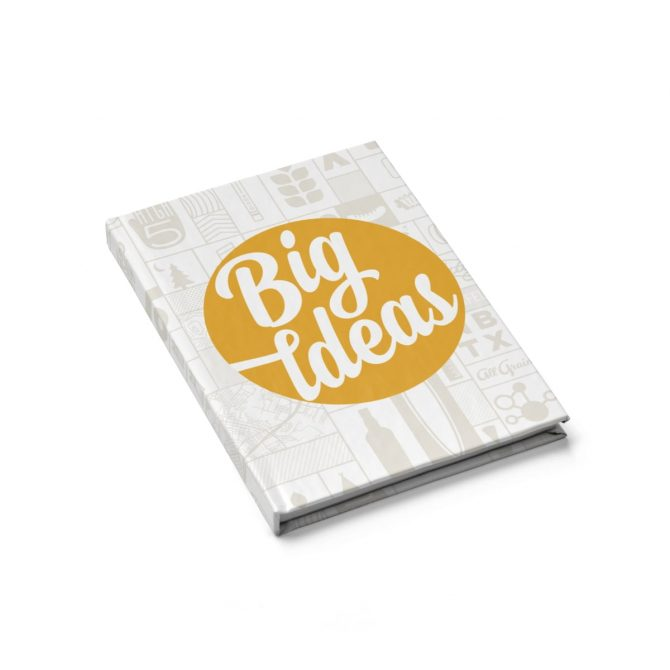 Big Ideas Sketch Book